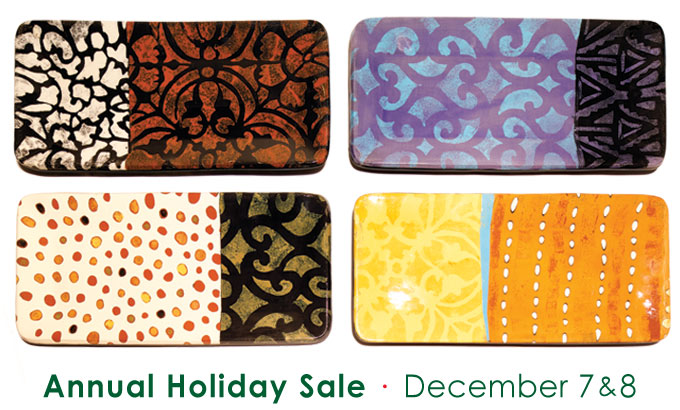 Claudia Reese | Annual Holiday Sale