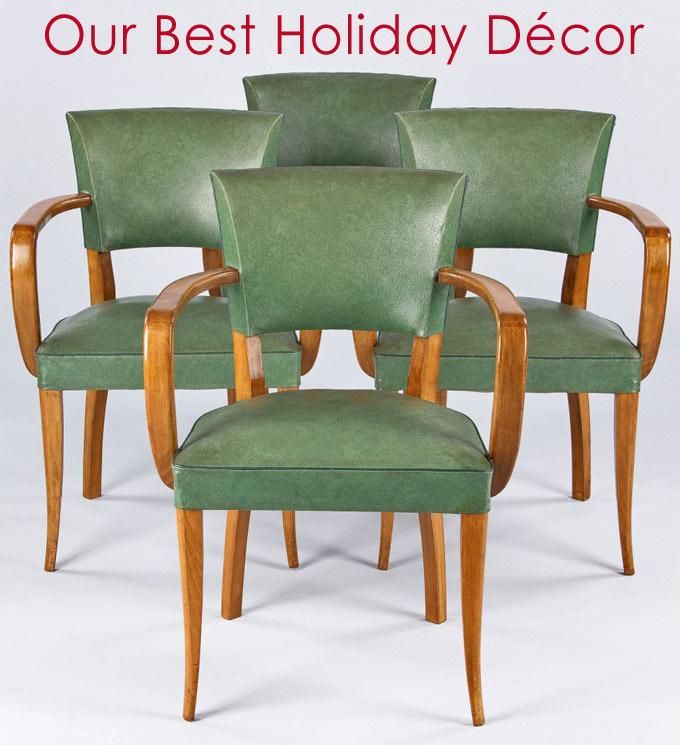 Holiday Decor | Negrel Antiques